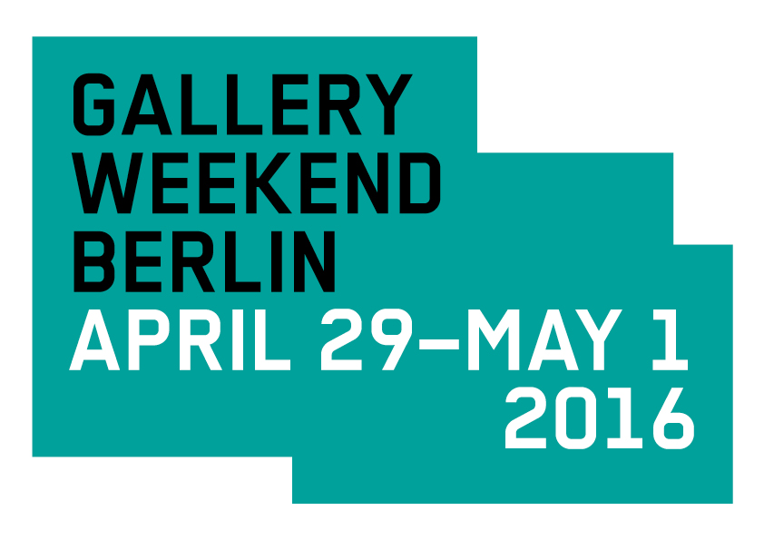 Berlin Gallery Weekend 2016