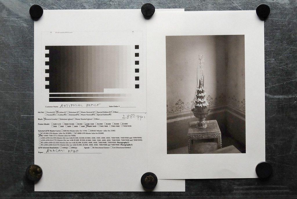 piezography workshop @ artificial image