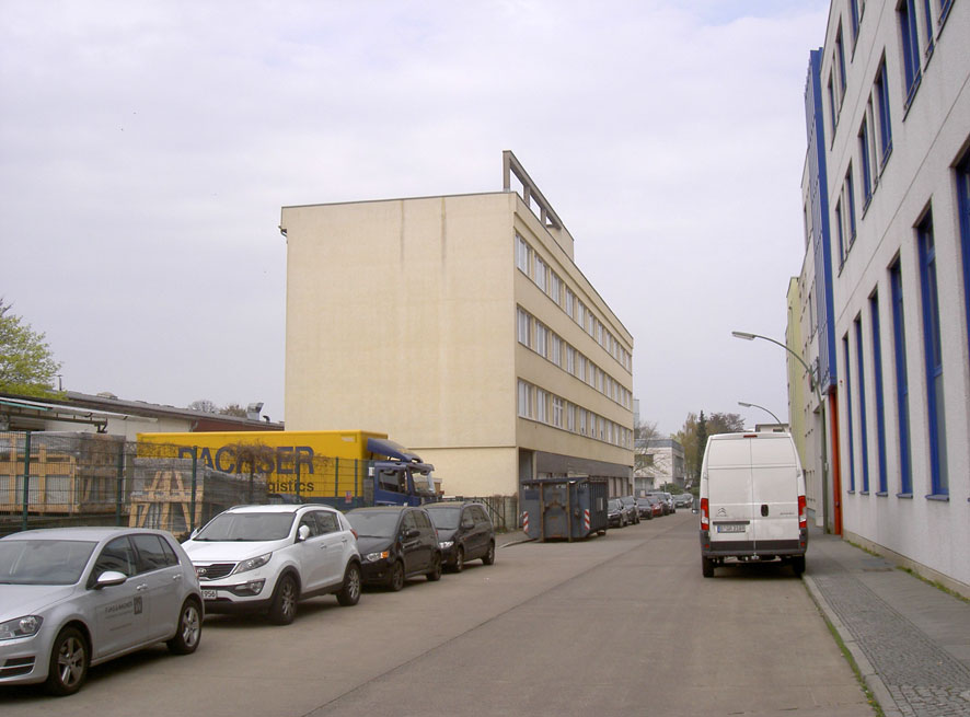 Atelierhaus Genossenschaft Berlin eG