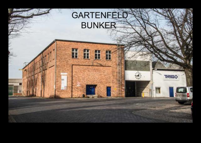 Gartenfeld Bunker